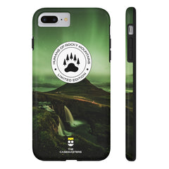 Aurora Chaser (RUGGED ARtMOR) - Humans of Rocky Mountains Edition, Rugged iPhone Case - The Case Masters