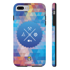 Abstract Wilderness (RUGGED ARtMOR), Rugged iPhone Case - The Case Masters