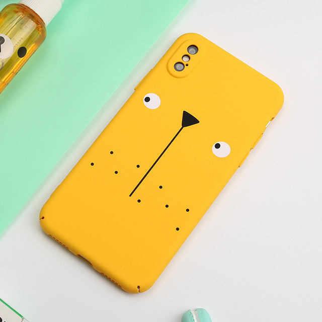 Animal Emotion, iPhone Case - The Case Masters