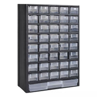41-Drawer Plastic Storage Cabinet Tool Box Kings Warehouse