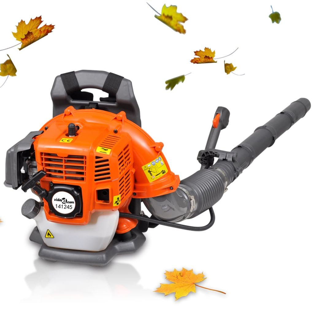 42.7 cc Petrol Backpack Leaf Blower 900 m³/h Kings Warehouse