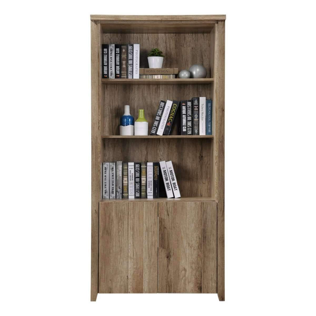 Alice Open Shelf Bookcase Kings Warehouse