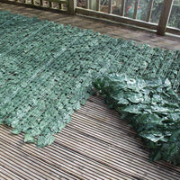 Artificial Ivy Leaf Hedging 3m X 1m Roll Kings Warehouse