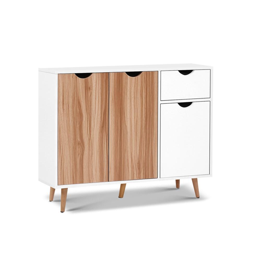 Artiss Buffet Sideboard Cabinet Storage Hallway Table Kitchen Cupboard Drawer Living Room Kings Warehouse