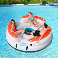 Bestway Inflatable Floating Water Float Pool Lounge Island Swimming Chair Beach Kings Warehouse