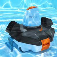 Bestway Robotic Pool Cleaner Cleaners Automatic Swimming Pools Flat Filter Pool & Accessories Kings Warehouse