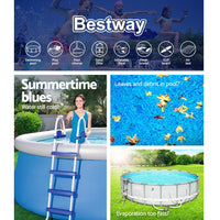 Bestway Solar Pool Cover Blanket for Swimming Pool 10ft 305cm Round Pool 58241 Pool & Accessories Kings Warehouse