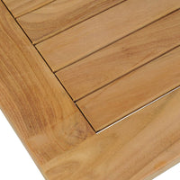 Coffee Table Teak 90x50x45 cm Kings Warehouse