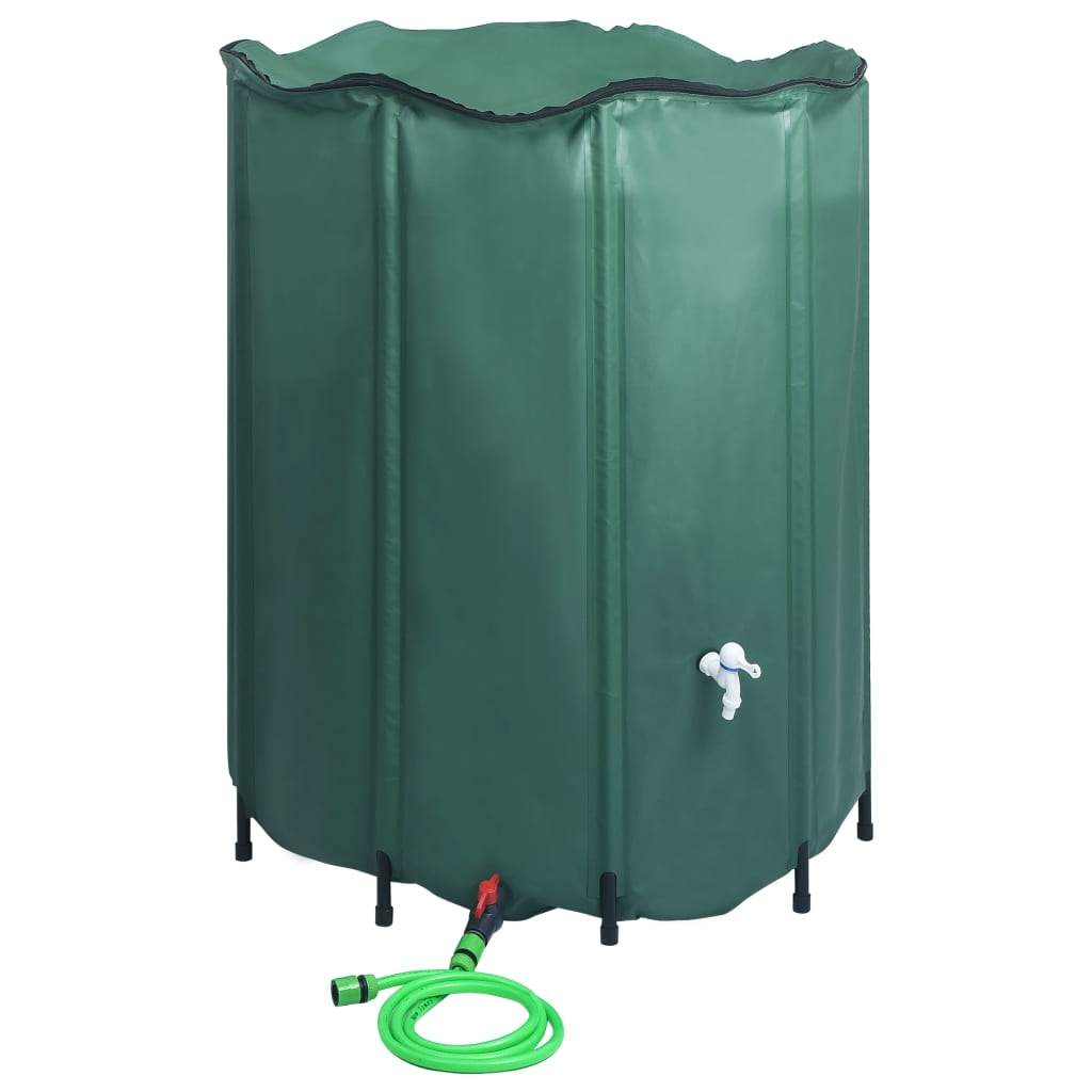 Collapsible Rain Water Tank with Spigot 1000 L Kings Warehouse