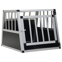 Dog Cage with Single Door 54x69x50 cm Kings Warehouse