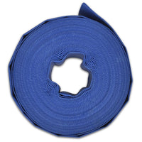 "Flat Hose 25 m 2"" PVC Water Delivery Kings Warehouse"