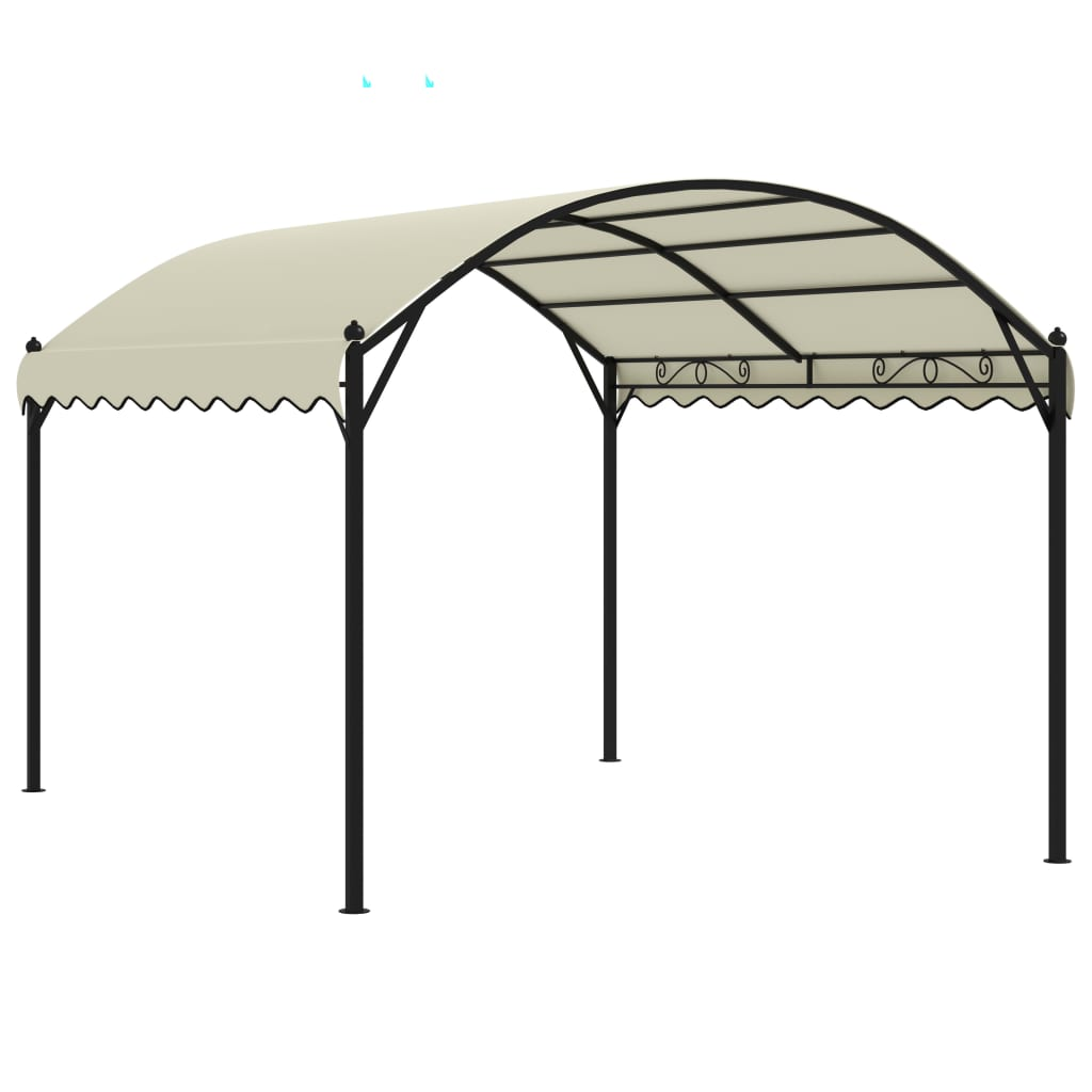 Gazebo Fabric Anthracite Kings Warehouse