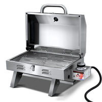 Grillz Portable Gas BBQ Grill Heater