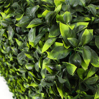 Portable Jasmine Artificial Hedge Plant UV Resistant 75cm x 75cm Kings Warehouse