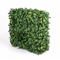 Portable Laurel Hedge UV Stabilised 75cm X 75cm Kings Warehouse