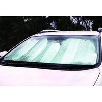 Premium Sun Shade - X-Large [150cm x 80cm] - White/Silver Kings Warehouse