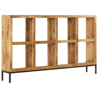 Sideboard 160x25x95 cm Solid Mango Wood Kings Warehouse