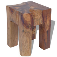 Stool Solid Teak Wood