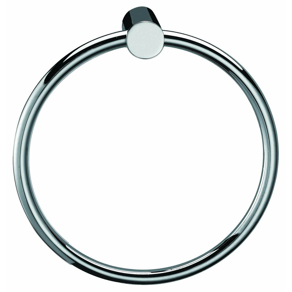 Towel Ring Rail Grade 304 Stainless Steel 20cm Kings Warehouse