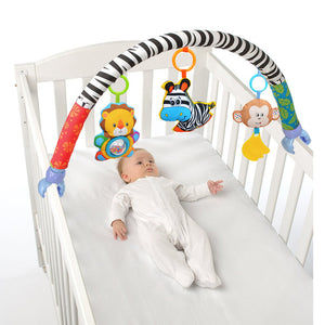 Baby Bed & Stroller Toy Rattle