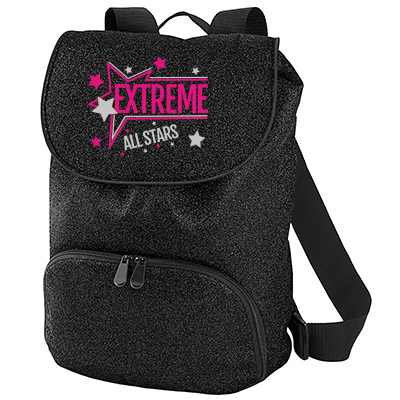 Extreme Cheer - Glitter Backpack
