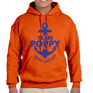 Team Poppy Fundraiser - Hooded Sweatshirt