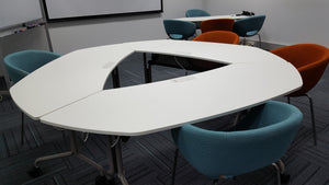 15 x Portable Training Room Tables