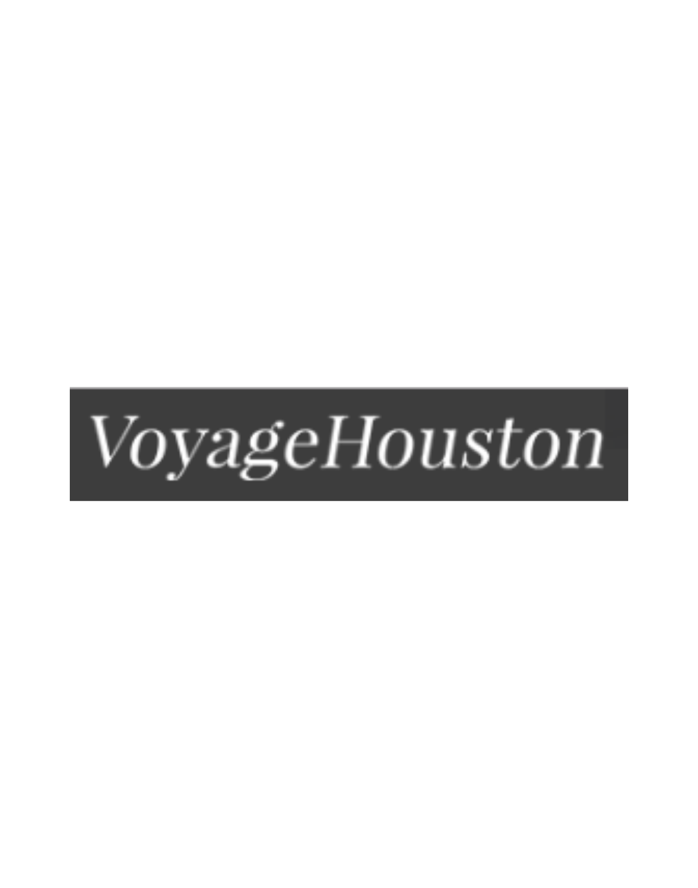 Voyage Houston Magazine