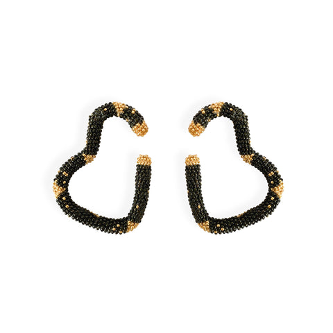 VISALVA  HOOPS EARRINGS