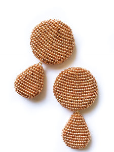 YAROMA EARRINGS GOLDEN
