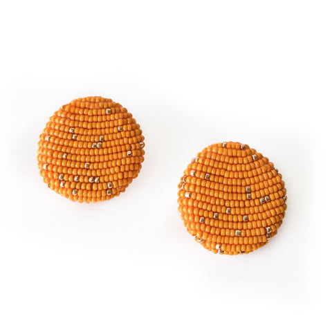 POLKAMOR EARRINGS Orange