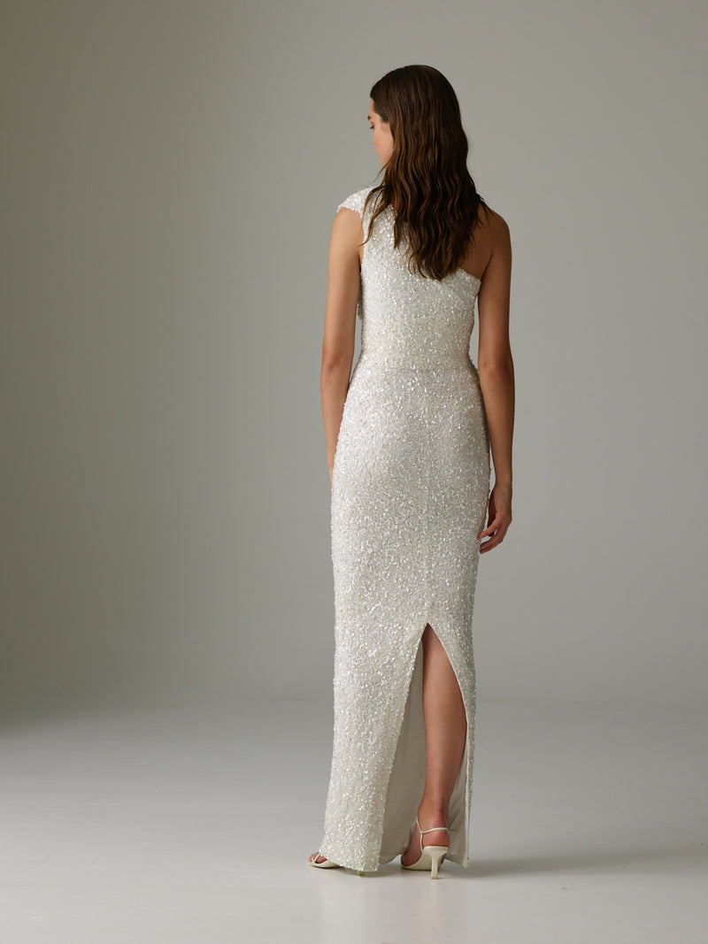 REED GOWN - IVORY-GOWN-Rachel Gilbert