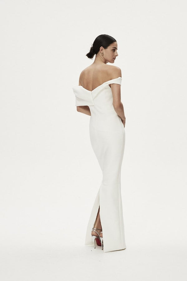 MATTEO GOWN - IVORY