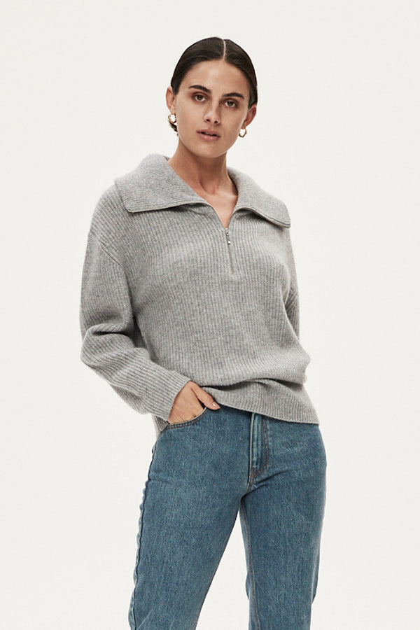 MURPHY JUMPER - GREY