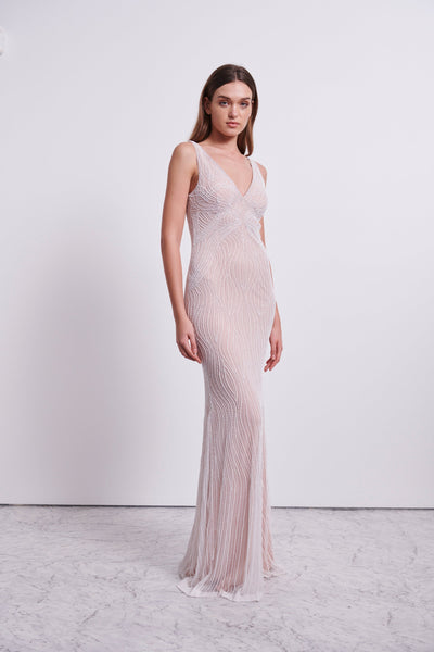 ARNA GOWN - IVORY