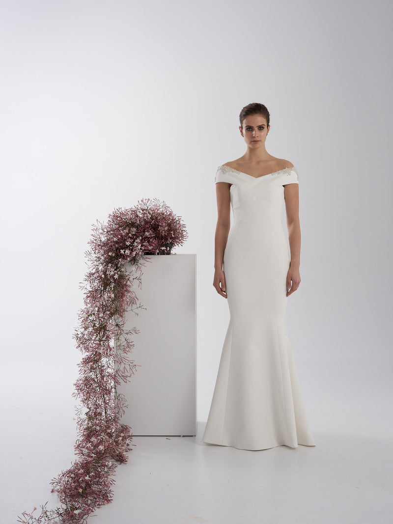 VERENA GOWN - IVORY