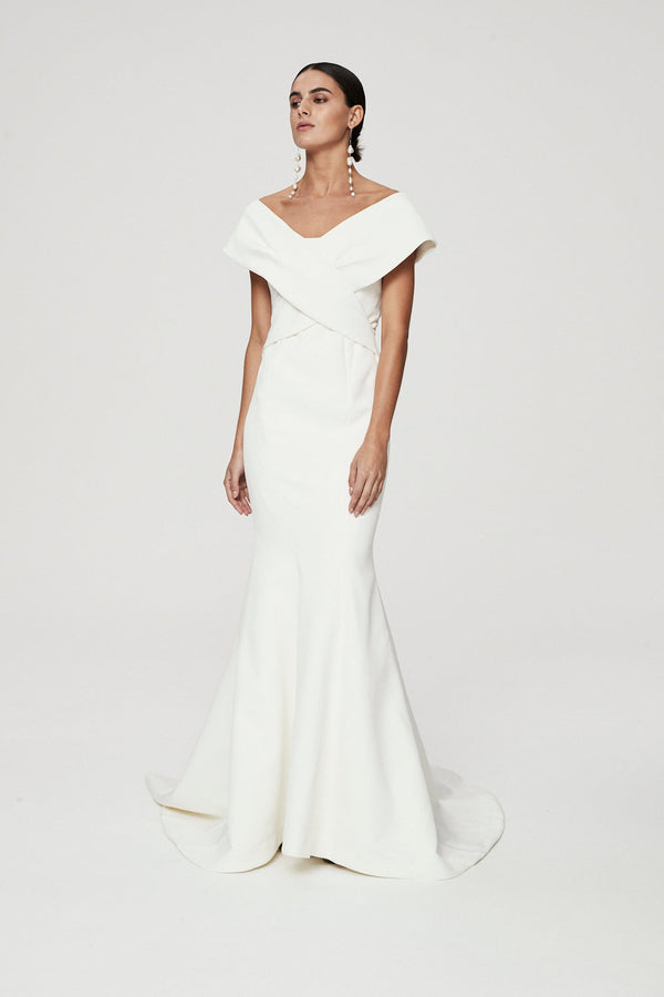 CAILYN GOWN - IVORY