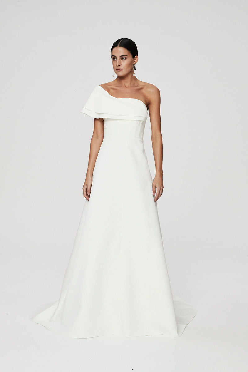 DREW BRIDAL GOWN - IVORY-GOWN-Rachel Gilbert ?id=16247245406243