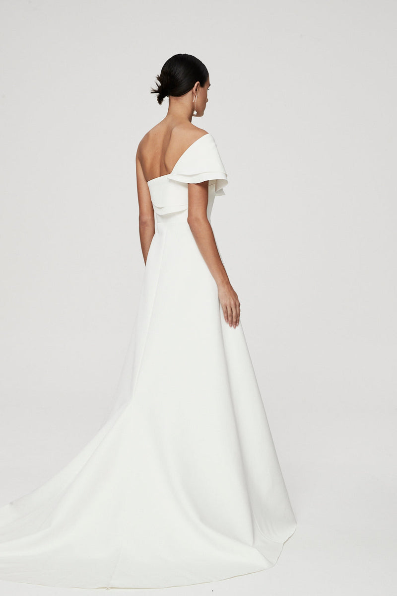 DREW BRIDAL GOWN - IVORY-GOWN-Rachel Gilbert ?id=16247245471779