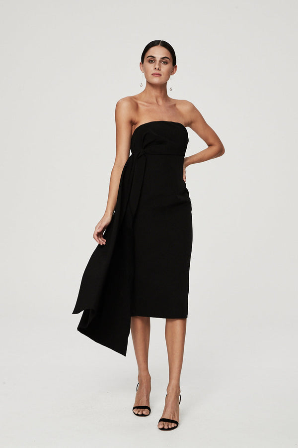 ELLINGTON DRESS - BLACK