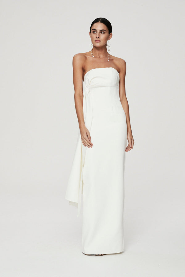 ELLINGTON GOWN - IVORY