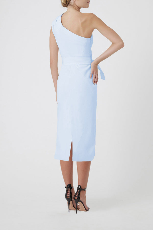 JUNO DRESS - BLUE-DRESS-Rachel Gilbert