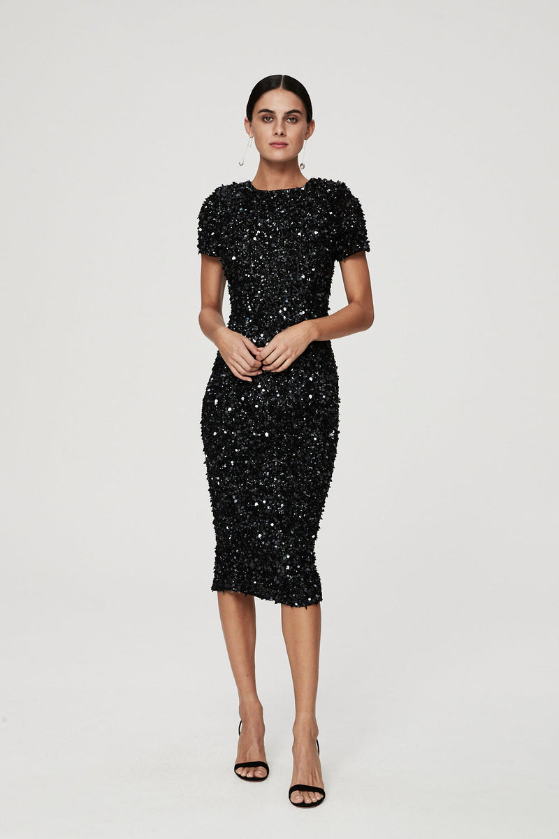 NIXIE DRESS - BLACK-DRESS-Rachel Gilbert ?id=16247639277603