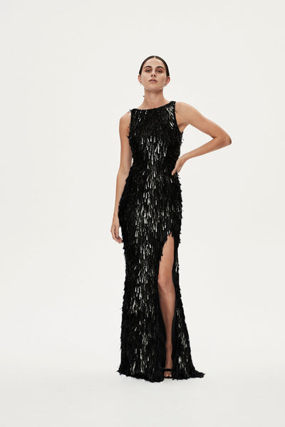 OPUS GOWN - BLACK