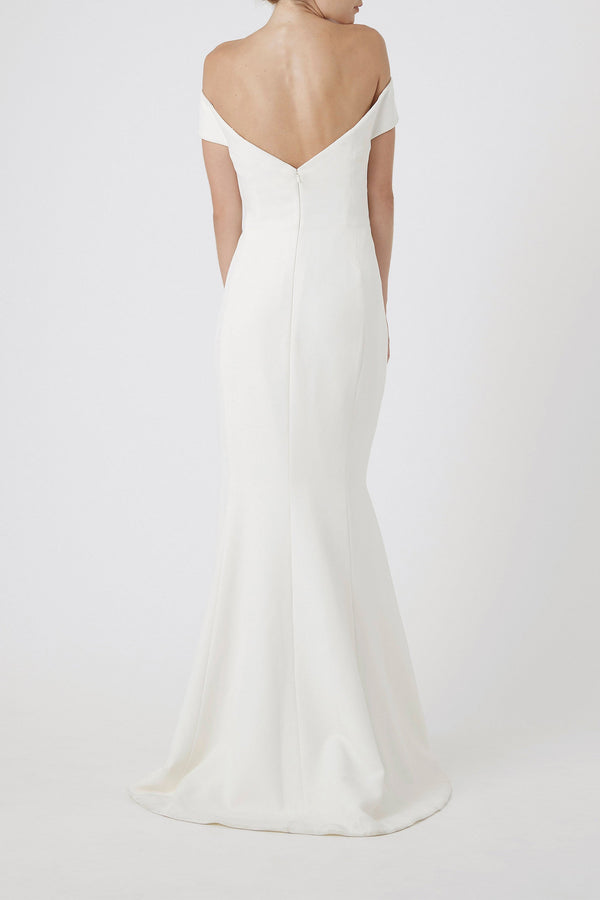VIVIANA GOWN - IVORY