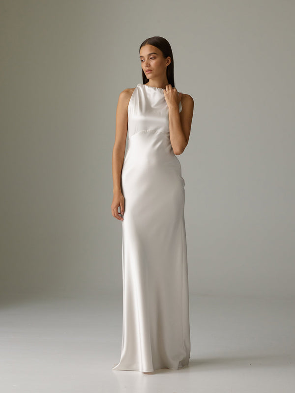 TYLER GOWN - IVORY