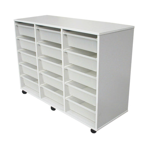Storewell 15 Compartment Trolley (In Stock)