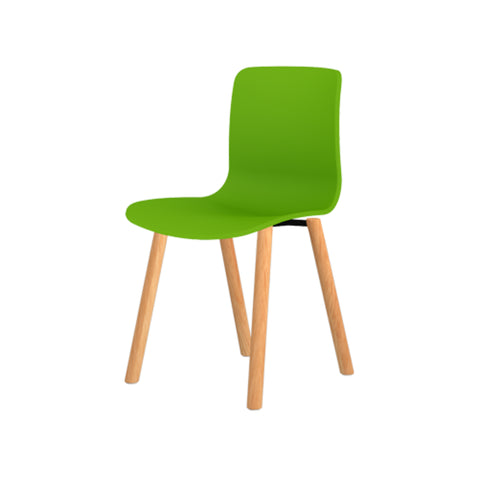 Acti Timber Leg Chair by Keen