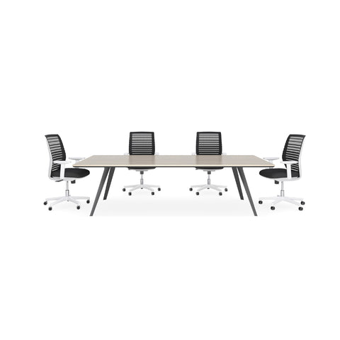Dart Meeting Table Range