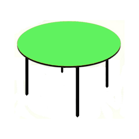 The Eton Round Table by Keen Education Furniture - Classroom Table